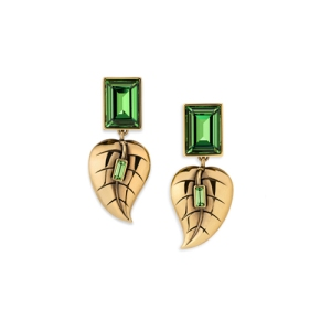 Atelier-Swarovski-by-Sandy-Powell-Leaf-Earrings---Green---RESIZE