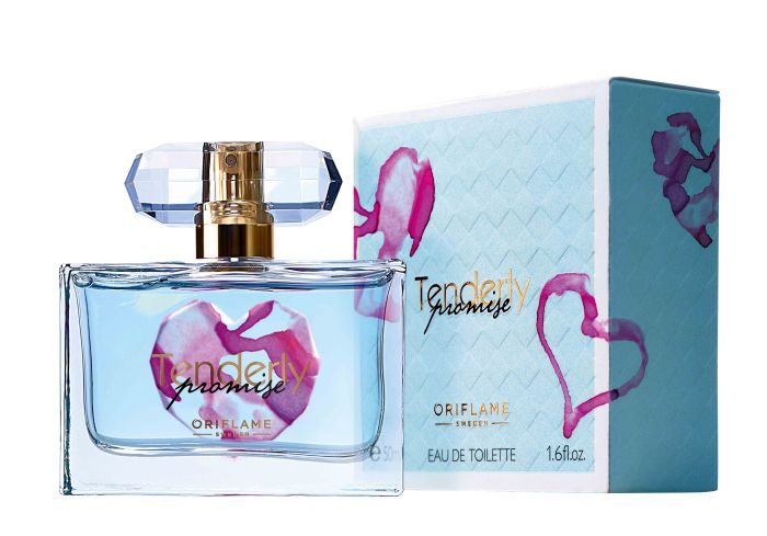 Oriflame Tenderly Promise EDT incl verpakking