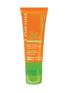 Lancaster Sun Sport Cream + Stick SPF30