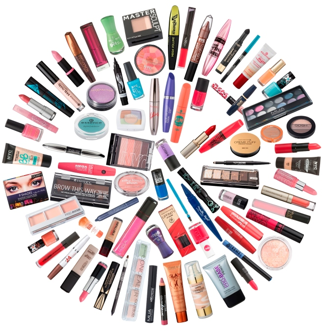 Make-upactie Kruidvat