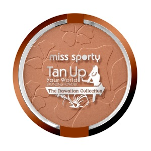 Miss Sporty Tan Up Your World Bronzer 020 Hawaian Hula