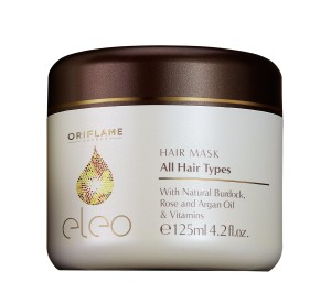 Oriflame eleo Hair Mask