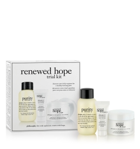 philosophy renewed hope trial kit 2