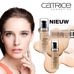 CATRICE Even Skin Tone Beautifying Foundation (1)
