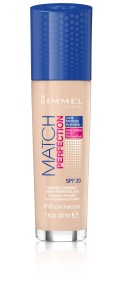 Match Perfection 010 Light Porcelain