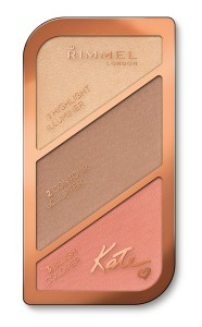 Rimmel London Kate Sculpting Palette 002