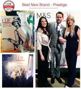 CEW Awards twee